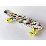 Пенні скейт борд пенниборд 231B Penny Board Галактика, фото 4