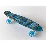Пенні скейт борд пенниборд 231B Penny Board Галактика, фото 8