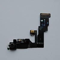Шлейф для Apple iPhone 6, подсветки дисплея, с камерой, с микрофоном