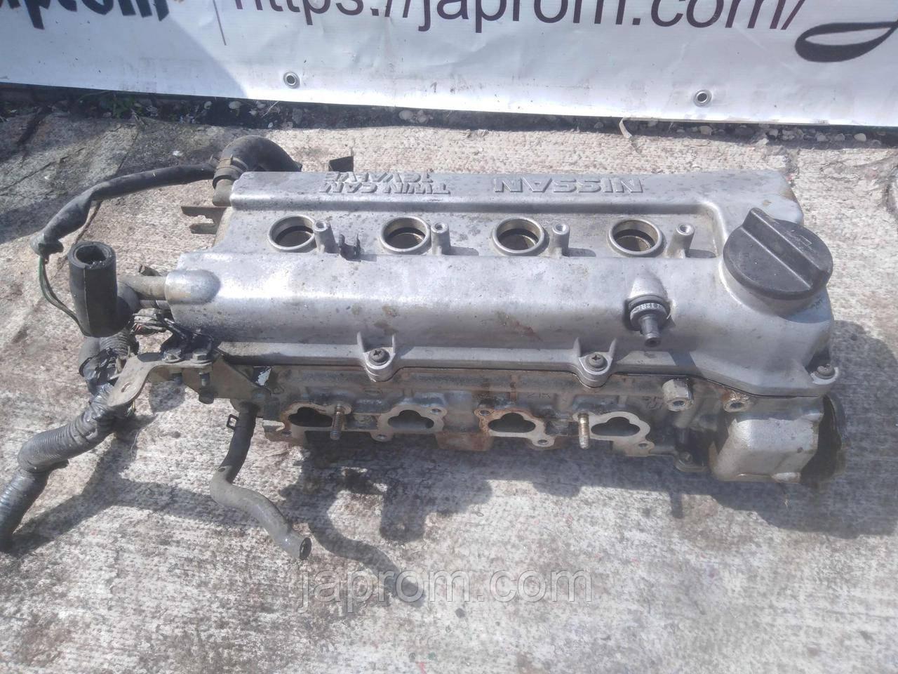 Головка блоку циліндрів (ГБЦ) Nissan Micra K11 2001р.в. CG10 на котушках