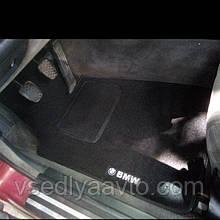 Ворсовые коврики BMW E32 7-серия с 1986-1994 гг. long.