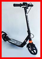 Самокат Scooter Urban Sport 116C, черный