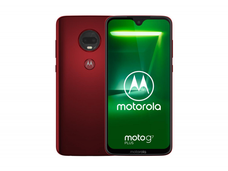 Смартфон Motorola Moto G7 Plus XT1965-2 Dual Sim 4/64GB VIVA RED