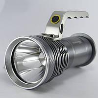"""Фонарь-прожектор T801 99000W T6 от известной фирмы """"Bailong"""" практичный и компактный фонарик"""