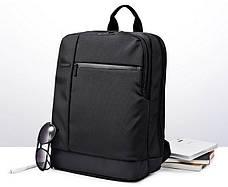 Рюкзак Xiaomi Mi Classic business backpack Black (JDSW01RM), фото 2