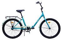 Велосипед Aist Smart 24 1.1 Зелёный складной