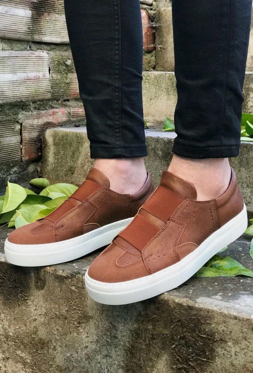 Мужские кроссовки Chekich CH033 Brown