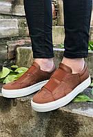Мужские кроссовки Chekich CH033 Brown, фото 1