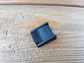 Фастекс пряжка 018236 15мм цвет черный