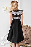 Каскадное вечернее платье, фото 3