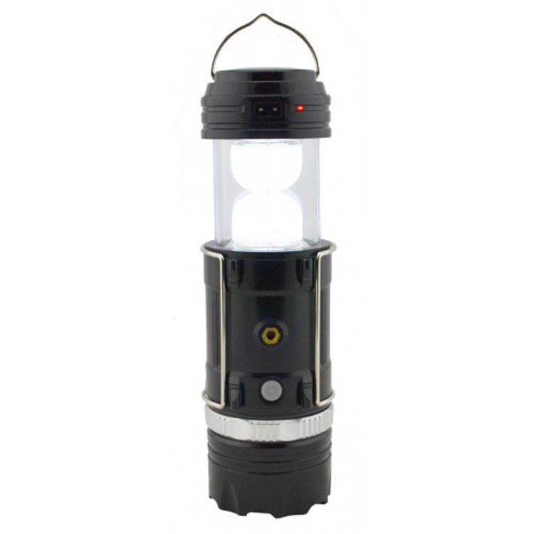 Аккумуляторная кемпинговая LED лампа Sheng Ba SB 9699 Фонарь ручной мощный