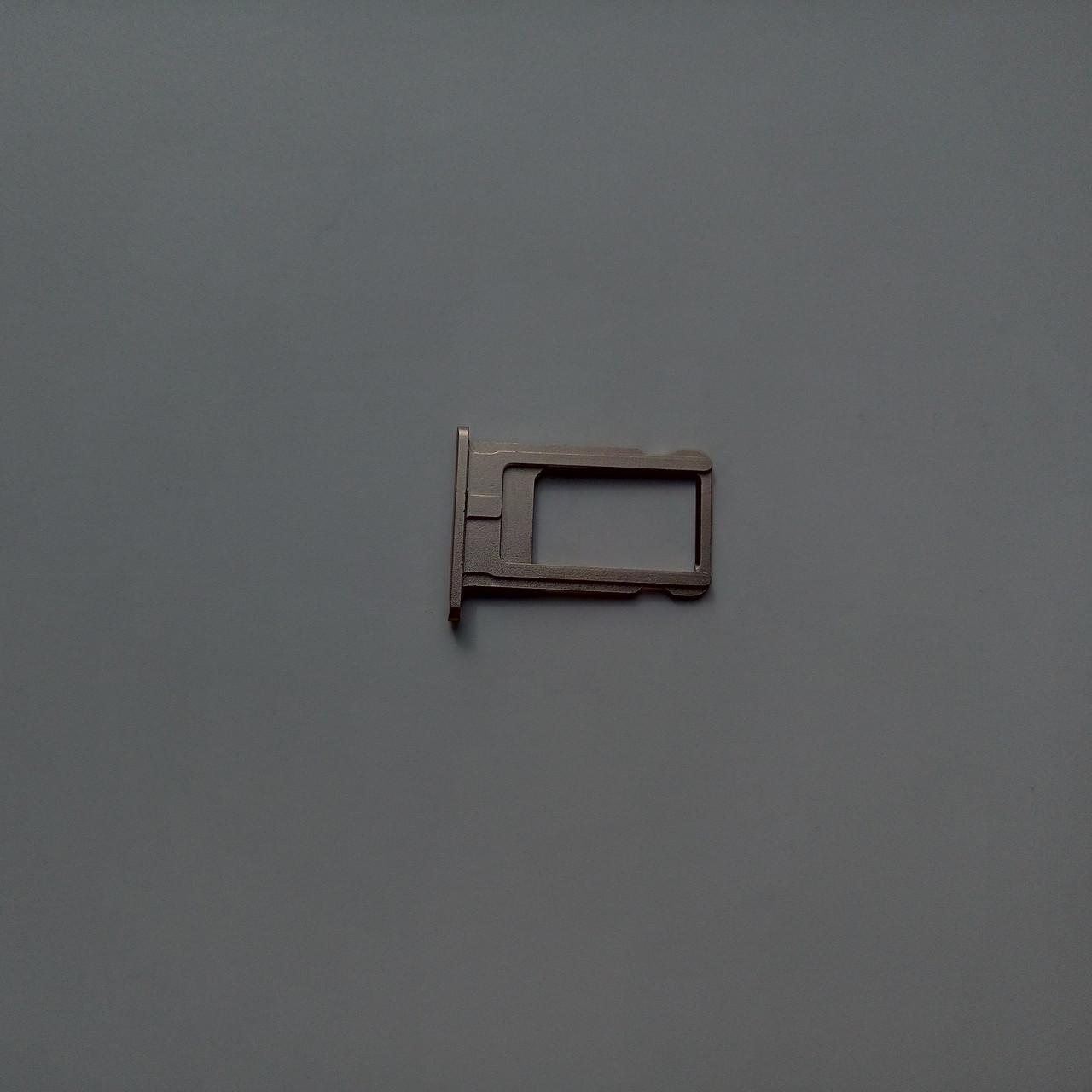 Держатель sim-карты для Apple iPhone 6 Gold
