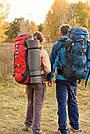 Рюкзак для путешествий ручная кладь 55 л New Outlander красный (AV 1002), фото 7