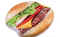 "Intex Матрас 58780 EU ""Гамбургер"" (6) размер 145х142см, от 6-ти лет"
