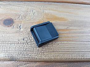 Фастекс пряжка 018236 20мм цвет черный