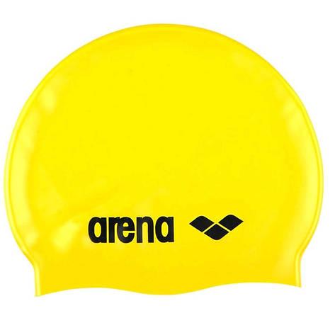 Шапочка для плавания Arena Classic Silicon (91662-035), фото 2