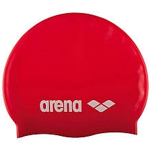 Шапочка для плавания Arena Classic Silicon (91662-044)