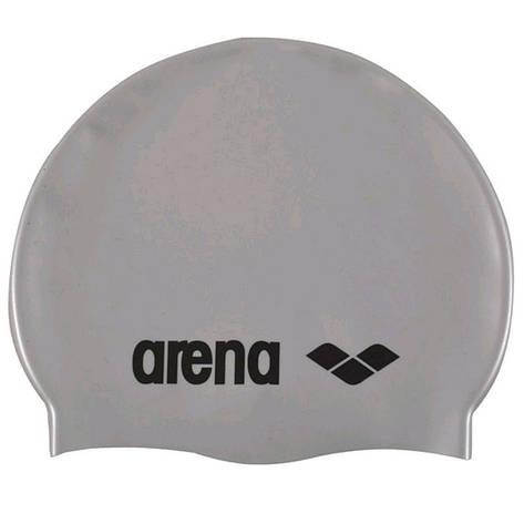 Шапочка для плавания Arena Classic Silicon (91662-051), фото 2