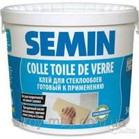 SEMIN «Colle TDV» Франція, 10 кг Вологостійкий клей для скловолокна і склошпалер