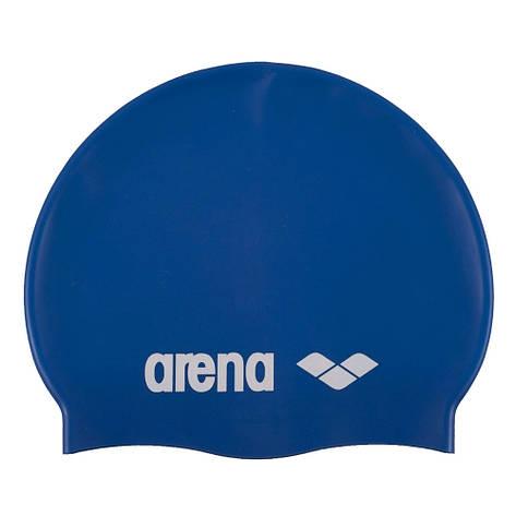Шапочка для плавания Arena Classic Silicon Jr (91670-077), фото 2