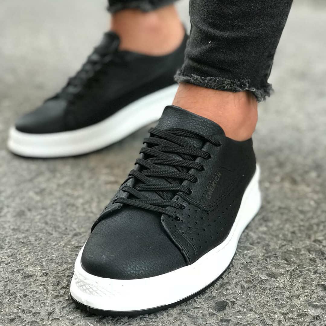 Мужские кроссовки Chekich CH043 Black B.T