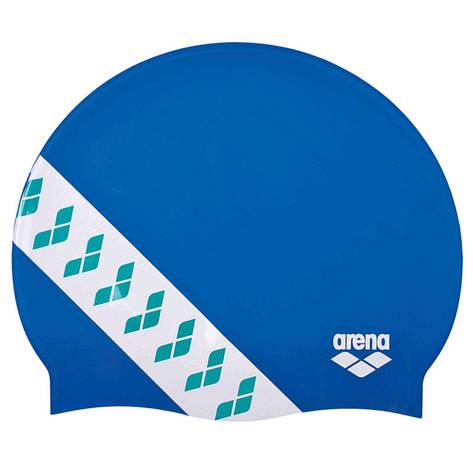 Шапочка для плавания Arena Team Stripe (001463-816), фото 2