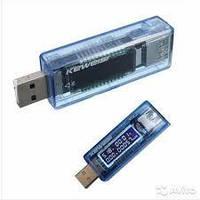 USB Charger Doctor Keweisi KWS-V20 для вимірювання напруги, струму і ємності при зарядці мобільного пристрою