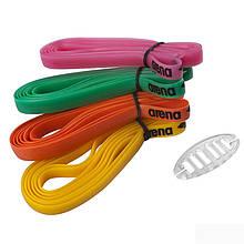 Набор ремешков для очков Arena Racing Goggles Silicone Strap (95274-010)