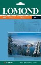 Фотобумага Lomond 180 г/м, матовая ,10х15, 50л