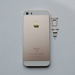 Корпус Apple iPhone SE Gold