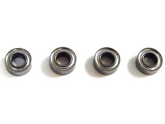 F8*4*3 Rolling Bearing 4P