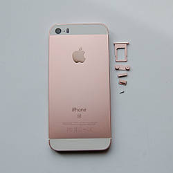 Корпус Apple iPhone SE Rose