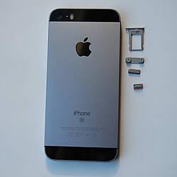Корпус Apple iPhone SE Space Gray