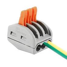 Клемма PCT-213 (WAGO 222-413) 3 pin