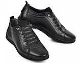 Туфли мужские спортивные из натуральной кожи от производителя модель МАК1010, фото 3