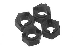 Хексы колёсные 4шт для WL Toys A959, A969, A979