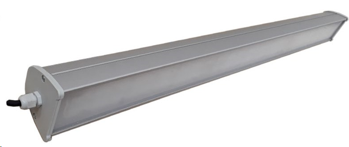 Светодиодный LED светильник Trunk 100W 1200мм 12380Lm IP65 герметичный, промышленный