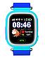 Смарт-часы сGPS, Wi-Fi, Smart Baby Watch Q90 Голубые, фото 3