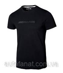 Оригинальная мужская футболка Mercedes-AMG Men's T-shirt, Black (B66958733)