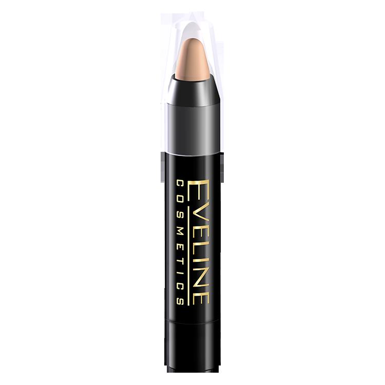 Корректирующий карандаш Eveline Art Make-up Stick №3 фарфор