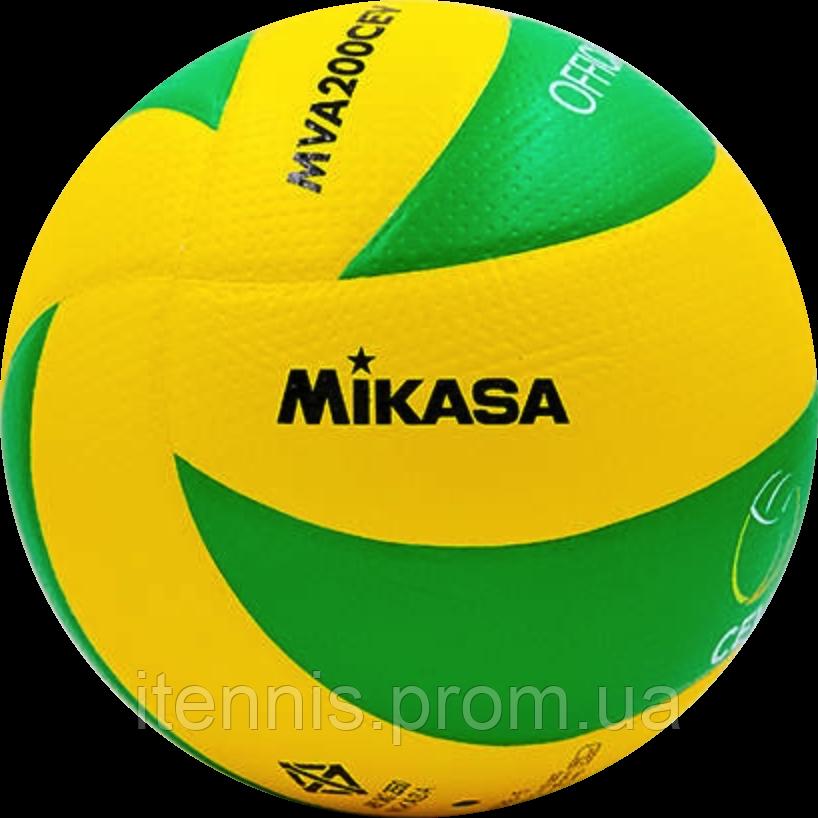 Мяч волейбольный Mikasa MVA-200CEV Replica