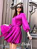 """Сукня """"Stileo льон"""", тканина: льон. Розмір: 42-46 .Різні кольори (6455), фото 3"""