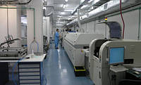 SMD и ручной монтаж электроники