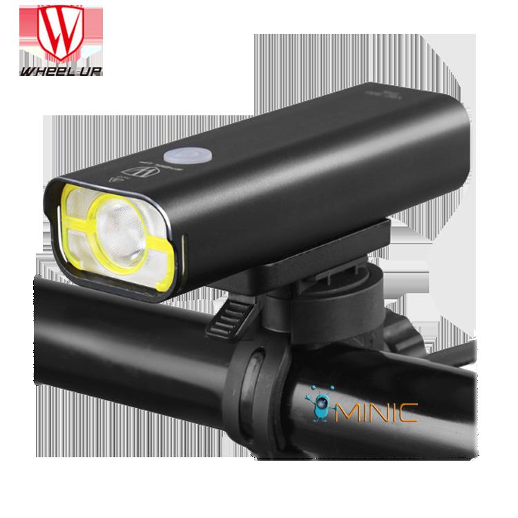 Велосипедный портативный фонарь WHEEL UP V9C-400