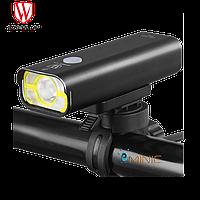 Велосипедный портативный фонарь WHEEL UP V9C-400, фото 1