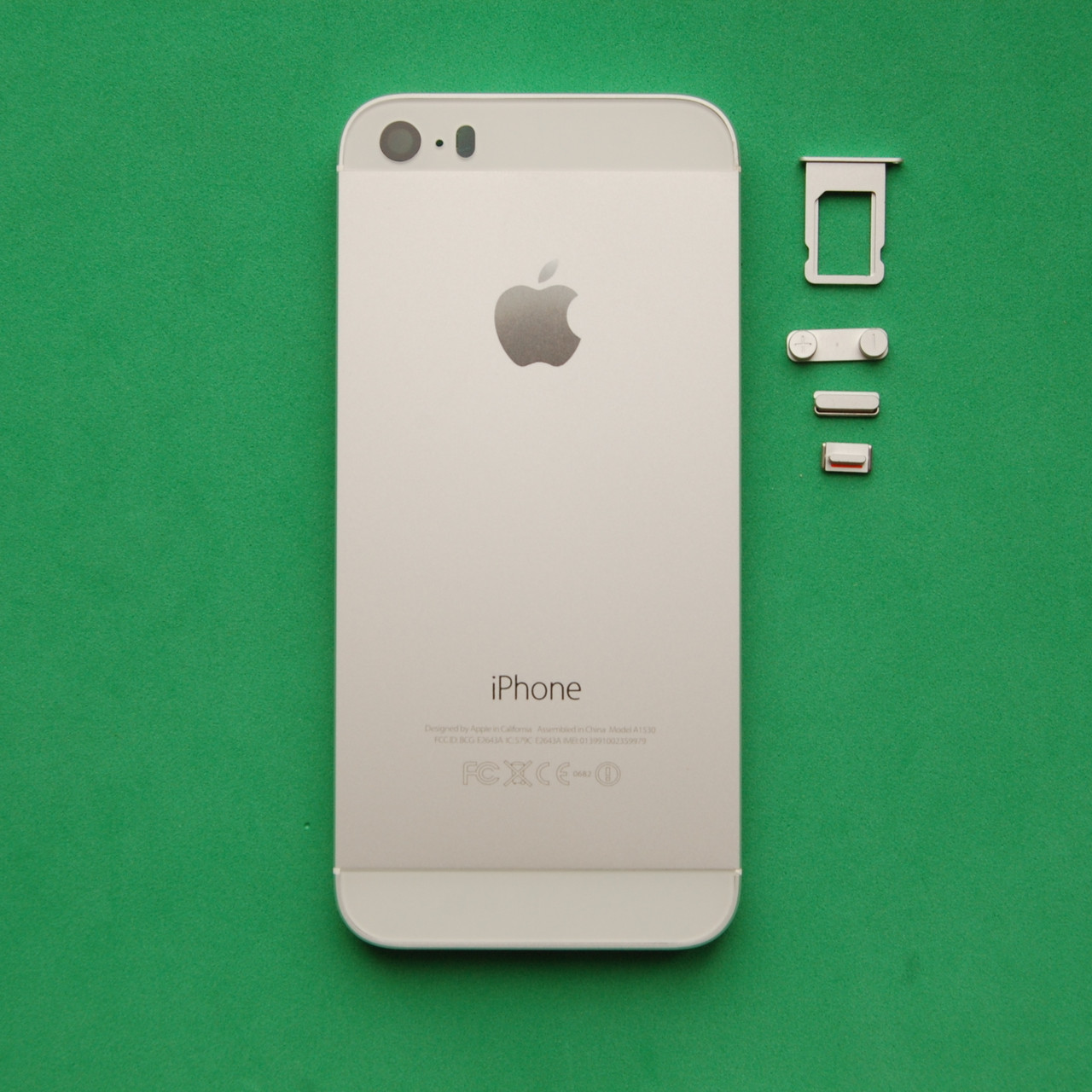 Корпус Apple iPhone 5S Silver