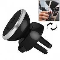 Автомобильный магнитный держатель для мобильного телефонаMount Holder (в воздуховод), фото 1