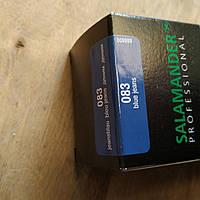 Крем для обуви Salamander  голубой (деним)  116, фото 1