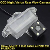 Камера заднего вида Mitsubishi Lancer EX 2006-2014 Evolution X 2007-2015 PAJERO IO, фото 1