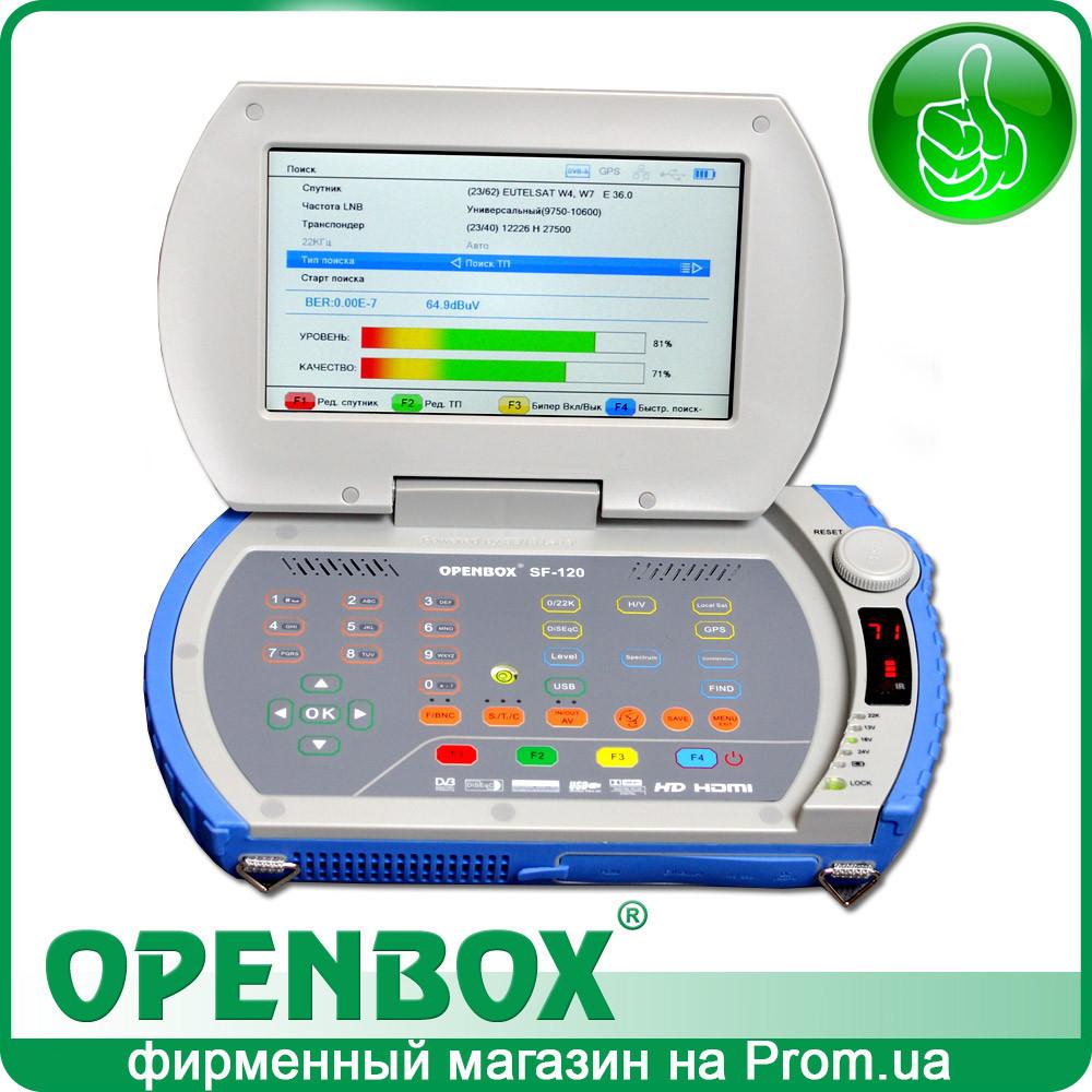 Прибор настройки спутниковых антенн Openbox SF-120